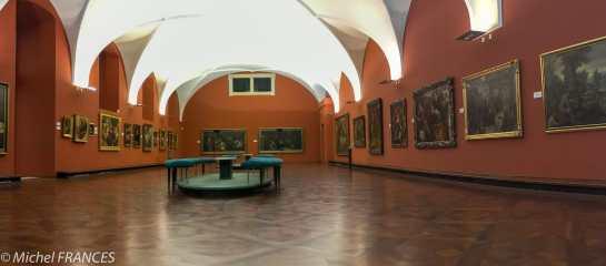 La galerie de peinture du Château