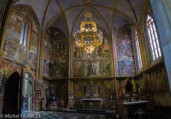 La chapelle Saint-Venceslas