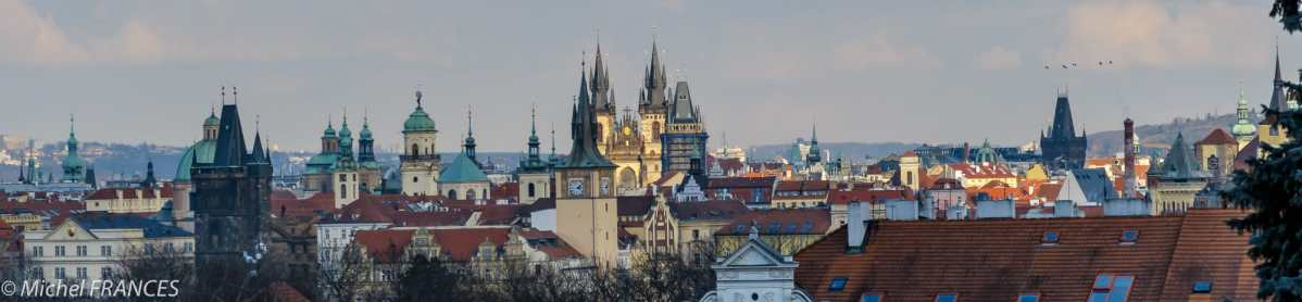 Prague aux cent clochers