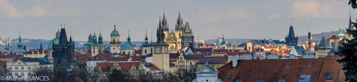 Prague aux cent clochers