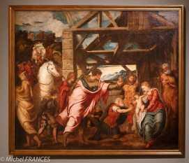 Musée du Luxembourg - Tintoret, naissance d'un génie - Adoration des mages - vers 1537-1538