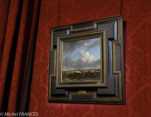 Musée Jacquemart-André - Jacob van Ruysdael - Paysage des environs de Haarlem - vers 1660