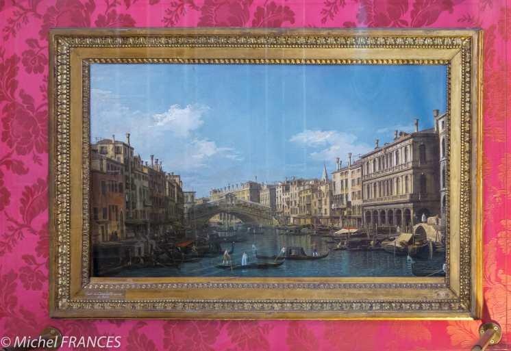 Musée Jacquemart-André - Canaletto - Le pont du Rialto