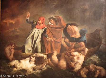 exposition Eugène Delacroix