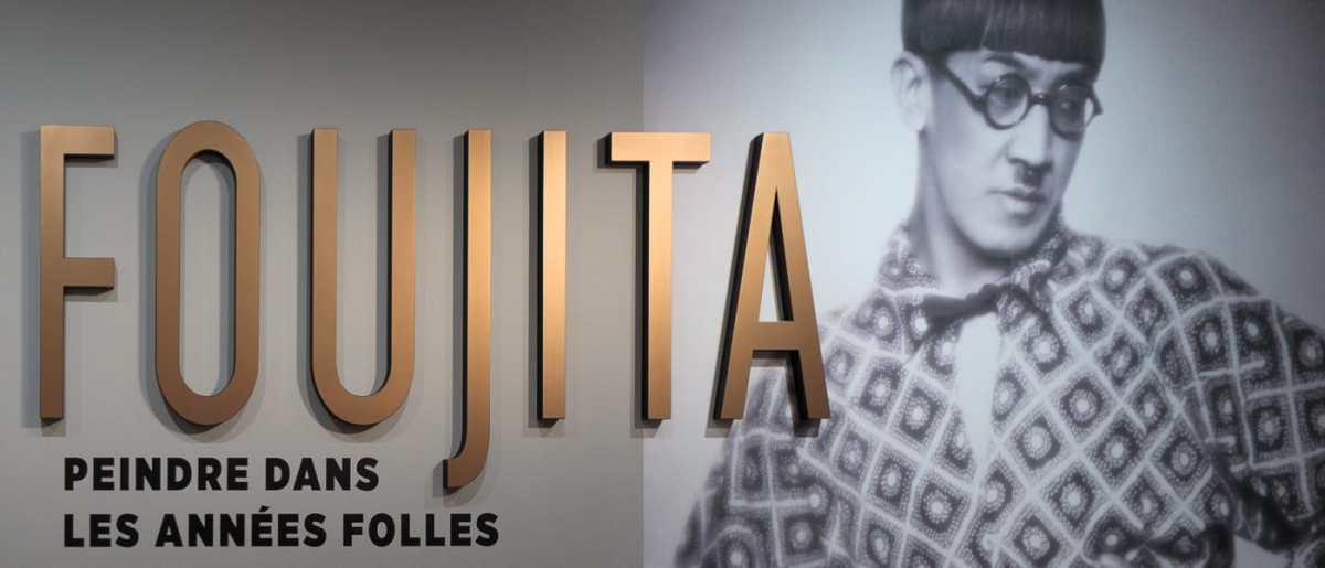 Foujita, les années folles à Paris
