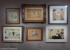 Musée Maillol - Exposition Foujita -