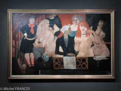 Musée Maillol - Exposition Foujita - La salon à Montparnasse - 1930