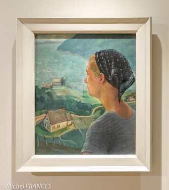 MNBAQ - Jean-Paul Lemieux - Les beaux jours - 1937