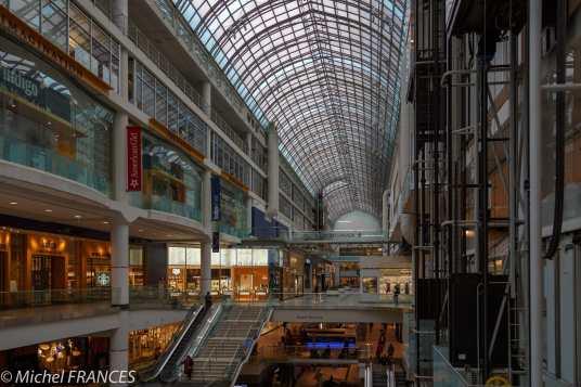 Toronto - la ville souterraine
