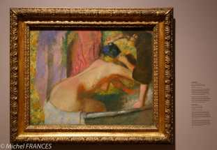 Toronto - AGO arts gallery of Ontario - Edgar Degas