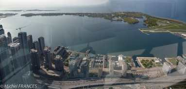 Toronto CN Tower - les Toronto Islands