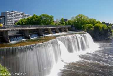 Ottawa - Les chutes Rideau