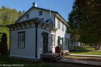 Val-Jalbert - notre hébergement