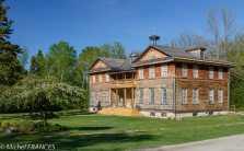 Val-Jalbert - le couvent-école
