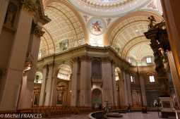 Montréal - La cathédrale Ste-Marie Reine du Monde
