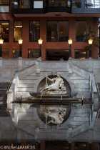 Montréal - dans la galerie du centre du commerce mondial