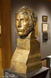 musée des beaux-arts de Montréal - Antoine Bourdelle - Tête d'Apollon