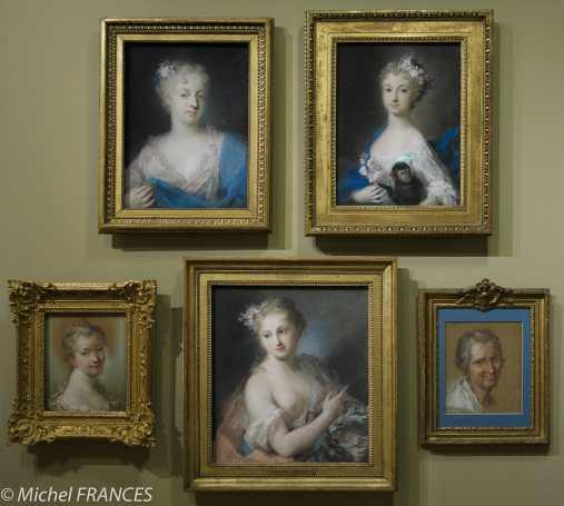 expo Pastels - Rosalba Carriera