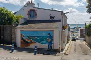 fresque à Brest