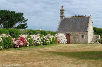 Chapelle Saint-Michel à Plouguerneau