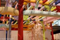 MUCEM - Fort St Jean - expo Ai Weiwei - Fan-Tan