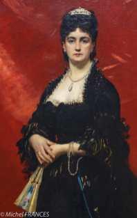 Musée des Beaux-Arts - Portrait de Madame Goldschmidt