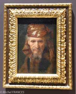 Musée des Beaux-Arts Michael Sweerts - Tête d'homme