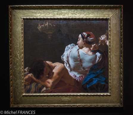 expo Éblouissante Venise - Giambattista Piazzetta - Judith et Holopherne - vers 1720