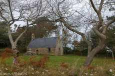 La chapelle St-Gonvel à Argenton