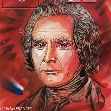 C215 - Jean-Jacques Rousseau