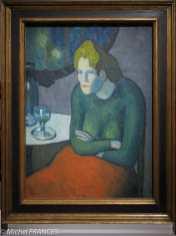 musée d'Orsay, exposition Picasso rose et bleu