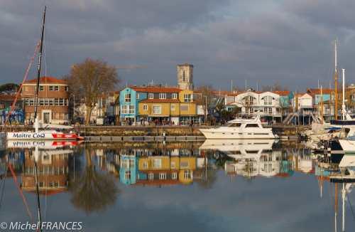 La Rochelle, couleurs et reflets