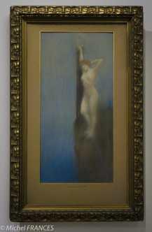 exposition Fernand Khnopff - Sapho - 1912