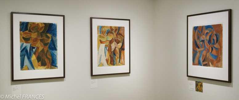 Fondation Custodia - expo 500 dessins musée Pouchkine - Pablo Picasso