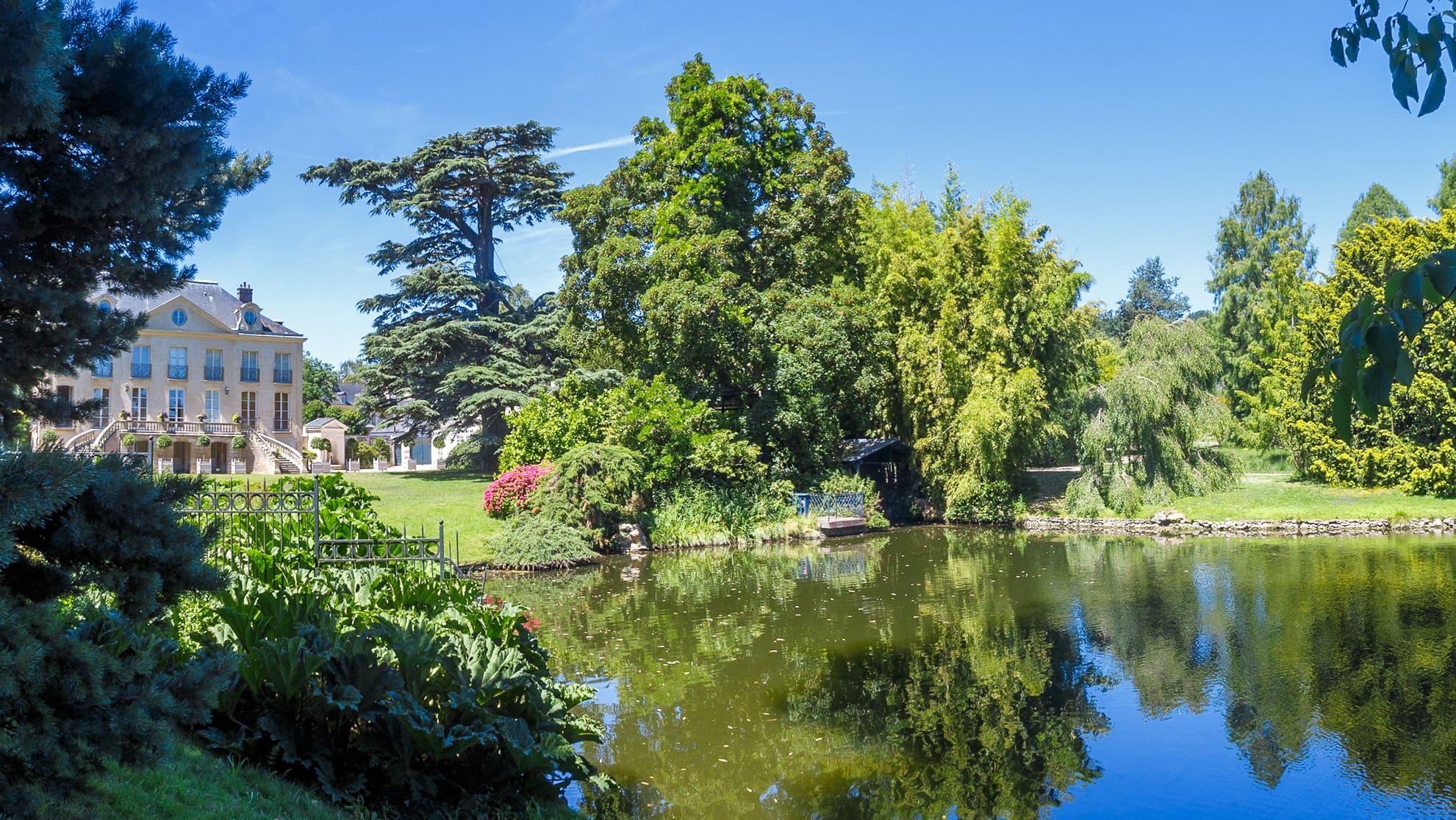 Vallée aux Loups – Arboretum