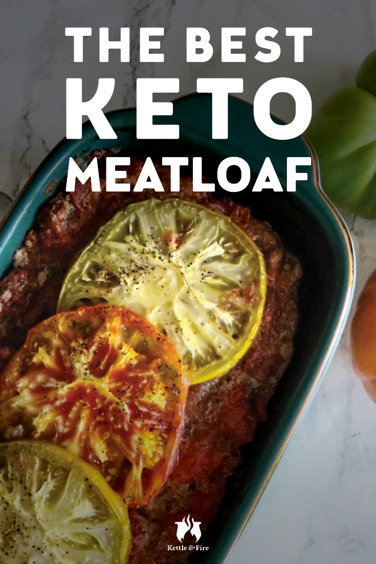 The Best Keto Meatloaf Only 3g Net Carbs Easy