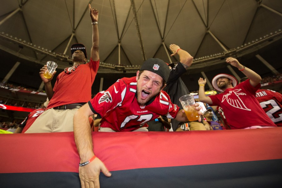 Atlanta Falcons Gameday Experience