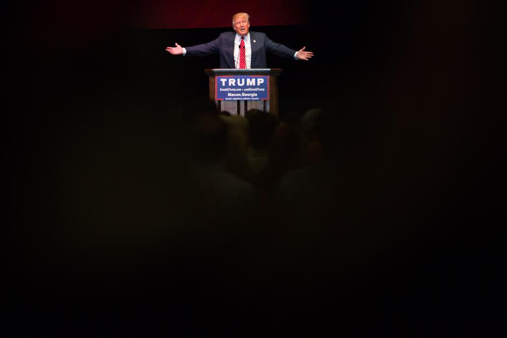 Donald Trump Rally