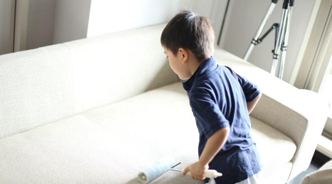 いよいよ夏休み!4歳児の「お手伝い」はどこまでできる?