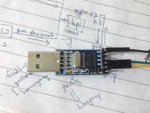 UC00B USB-UART Converter