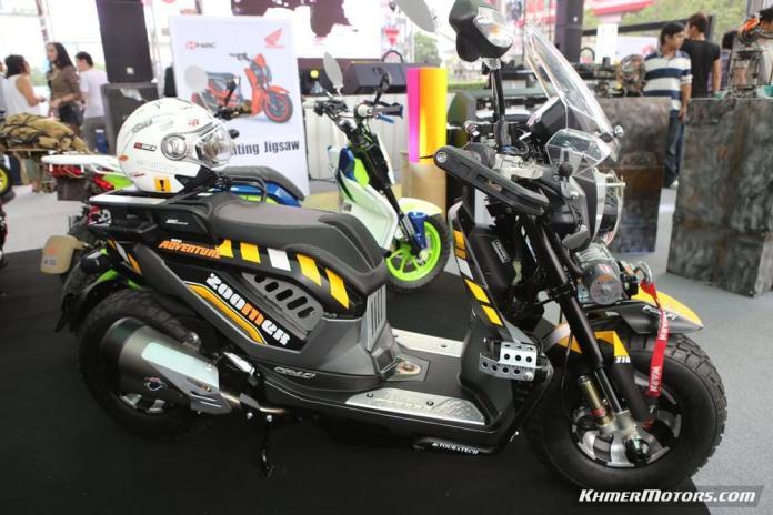 Zoomer-X designs in Honda's Mocye Idea Challenge (85)