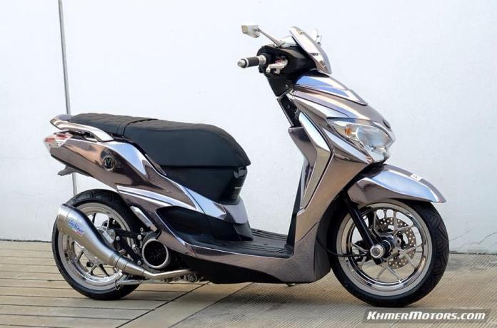 Honda Moove custom modified (22)