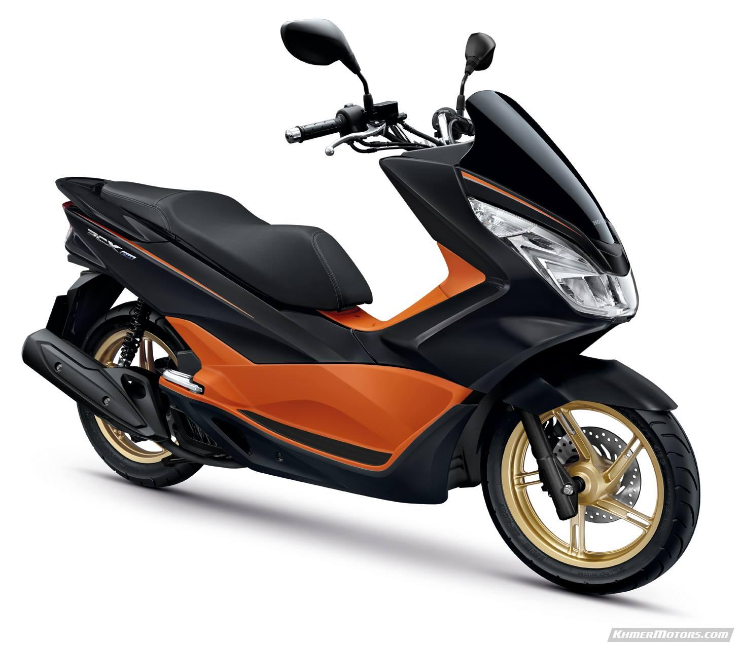 Honda PCX150 2017 [Price updated] - Khmer Motors
