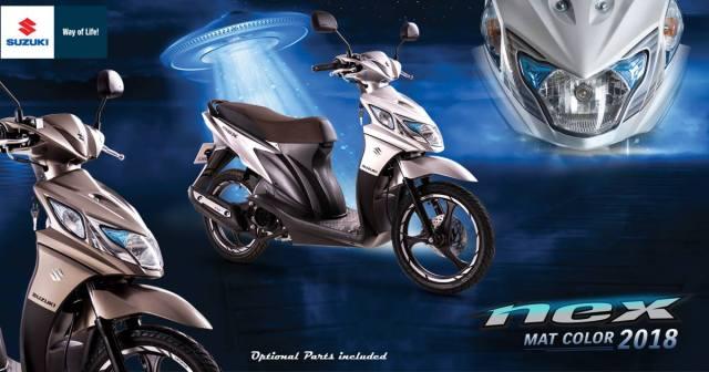 Suzuki Nex 2018