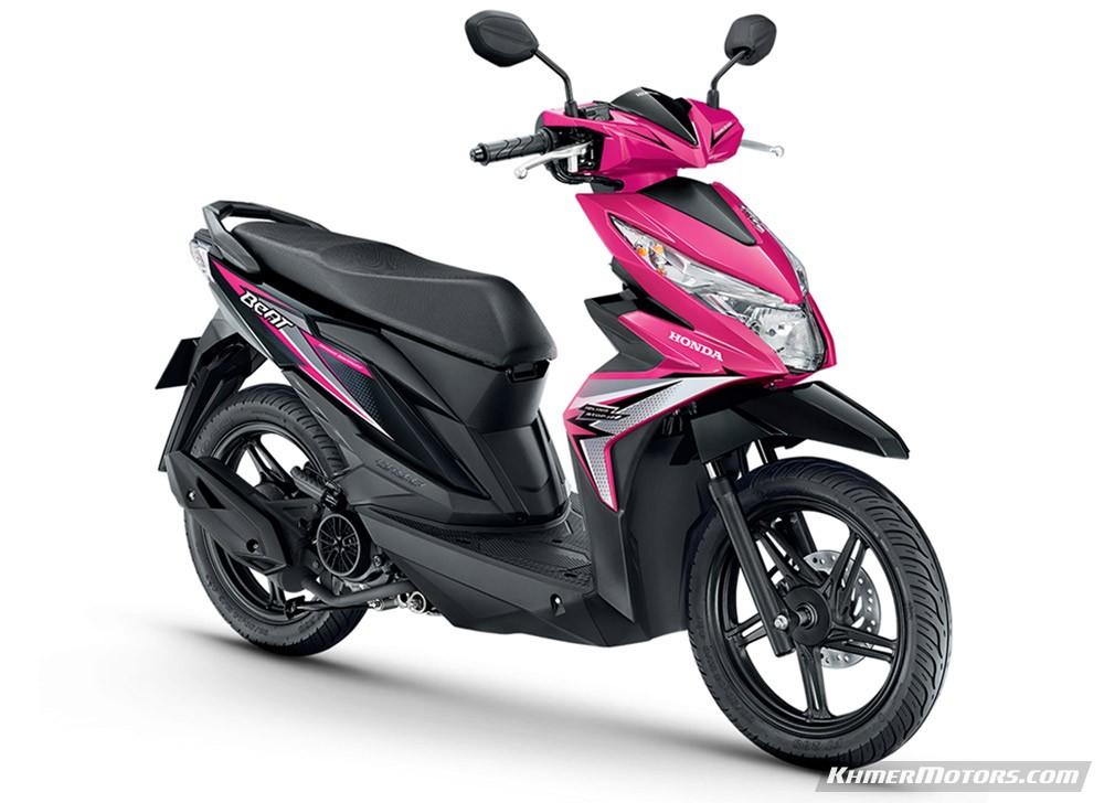 HONDA BeAT 2019 Price - Khmer Motors