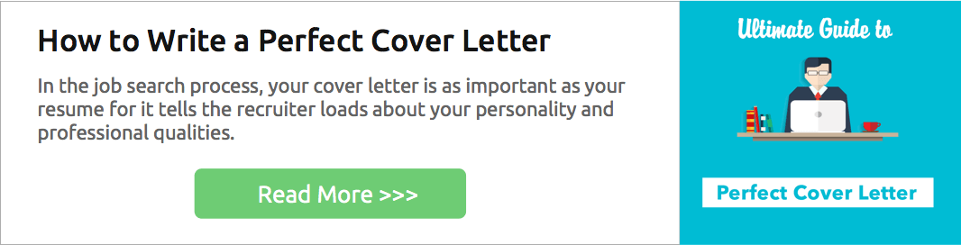 cover letter sample example