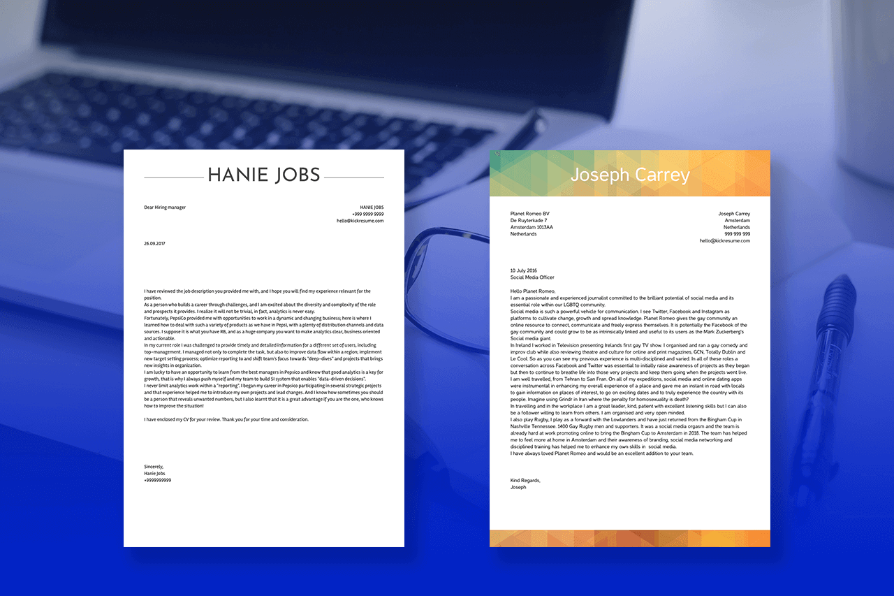 Cover Letters Archives   Sidekick by Kickresume 10 Cover Letter Samples From Jobseekers Who Got Hired at IKEA or IBM