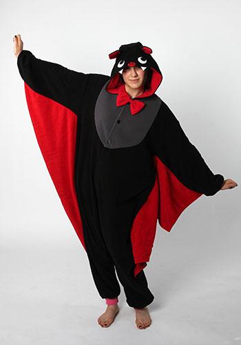 Halloween Bat Kigurumi_