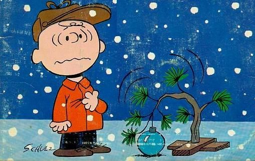 Charlie Brown Christmas - Quitting At The Holidays