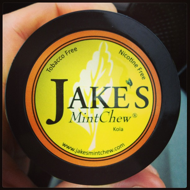 Jake's Mint Chew - Kola